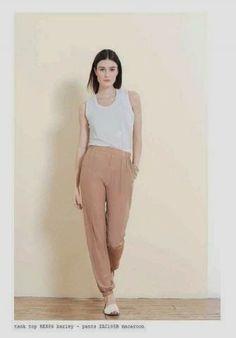 ZACHARY 185 de American Vintage Harem Pants, American, Vintage, Collection, Style, Fashion, Latest Fashion Trends, Urban, Feminine