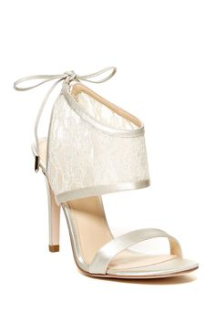 Daza Ankle Cuff Sandal by Ivanka Trump on @HauteLook