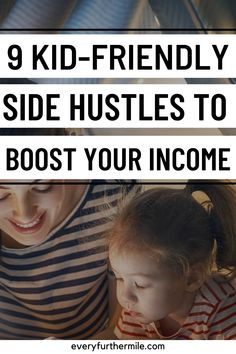 Side hustles are a great idea to boost your income, but as a mom it can be hard to take more time from your children. Learn how you can make some extra money while encouraging your own kidpreneur with these great kidpreneur ideas and activities. Make More Money, Extra Money, Teaching Overseas, Instagram Influencer, Pinterest For Business, How To Start A Blog, How To Make, Creating A Blog, Work Travel