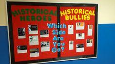 Anti bully board