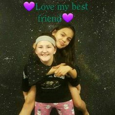 This is me and my best friend 💜