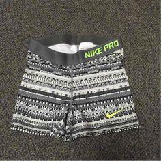 Nike Pro Spandex ($15) is on sale on Mercari, check it out! https://item.mercari.com/gl/m458670155/