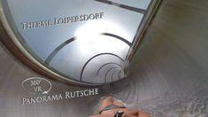 Therme Loipersdorf Panoramarutsche (Tunnelrutsche) 360° VR Onride Vr