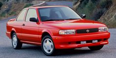 Nissan Sentra SE-R (B13) > 2.0l Engine with 140hp >> The Original Sentra SE-R Is the Forgotten Performance Nissan You Should Buy Now
