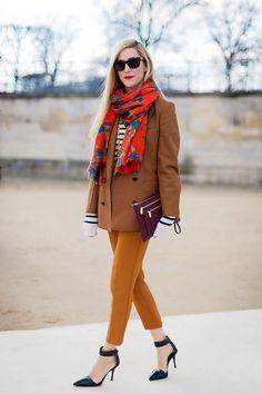 Joanna Hillman.. Floral & stripes