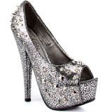Dereon's Silver Carrisma - Silver for 74.99 direct from heels.com