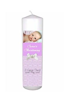 How Christening Candles Can Make Christening Special