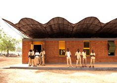 African architecture subject of major exhibition at Copenhagen's Louisiana Museum.