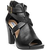 Steve Madden Women's Shoes, Spriing Sandals   Brown Yeah!!!!