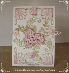 Elly's Card- Corner: Fabulous Phlox
