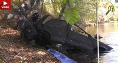 Missing Nissan Sentra Fished Out Of A River 28 Years Later