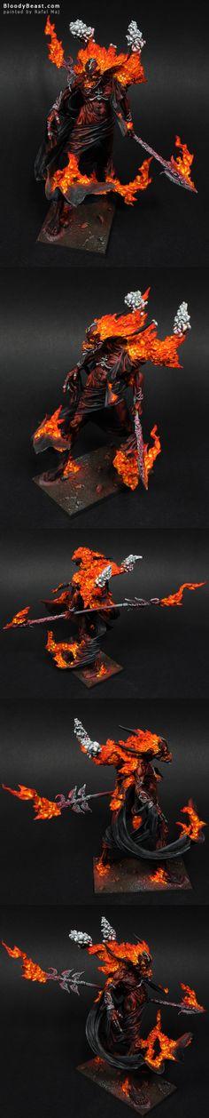 BloodyBeast.com: Incarnate Elemental Of Fire
