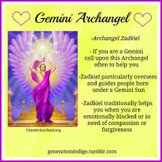 Gemini Archangel Archangel Zadkiel, Gemini Personality, Leo Virgo Cusp, Aquarius Rising, Gemini Woman, Guided Meditation, Spiritual Growth, Spirit Animal, Compassion