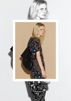 Also check out the Something Else campaign imagery for Winter 2012, starring Julia Nobis and shot by Pierre Toussaint: