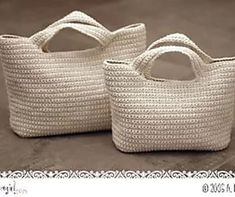 Large and Medium Bags