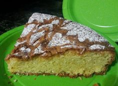 """Italian Orange Almond Cake! """"A cake so unique your guests will be blown away!""""  @allthecooks #recipe"""