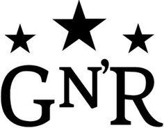 Resultado de imagen para guns n' roses font