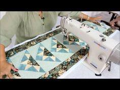 Patchwork Sem Segredos: Quilt em Máquinas Industriais – Ana Cosentino   Cantinho do Video Costura em Roupas