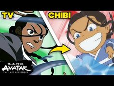 TV vs. Chibi Avatar: The Last Airbender Moments! 😍 | AvatarThe Avatar: The Last Airbender Chibi shorts are some of the most fun and strange extensions of the Avatar universe. Whether it's Chibi Aang using his air glider to profess a message of love to Chibi Katara or Chibi Zuko transforming from tiny to massive in a fit of fiery rage – the Chibi shorts are non-stop fun. Now, watch as Nick takes these Chibi moments and compare to them their original counterparts! How does the A