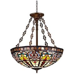 lamp chandelier hanging type less sunrise lighting tiffany chandeliers style overstock for garden subcat home