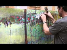 Rick Stevens - Somewhere in May video discussing process and techniques. *Wow!! I just love to watch this video!!