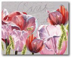 Blush Tulips II