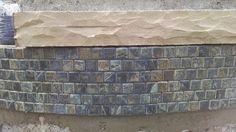 mosaic waterline tiles for sale - Google Search Pool Ideas, Backyard Ideas, Waterline Pool Tile, Swimming Pool Tiles, Pool Remodel, Pool Coping, Pool Fun, Rectangular Pool, Tiles For Sale