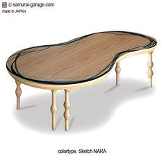 Rough(ラフ): おしゃれなデザインこたつテーブル