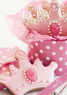 Li-La slaví narozky. Oslavujte s námi. Sleva 10% do dnešní půlnoci. http://www.fler.cz/li-la