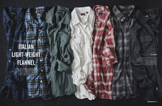 Mens Still Life Soft Styling Laydowns Menswear Todd Snyder Catalog Shirts
