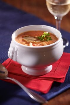 Ranskalainen sipuli-tomaattikeitto | K-ruoka