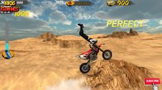 Motorcycle Racing Games For Kids, Hill Bike Galaxy Trail World 2, Bike G...