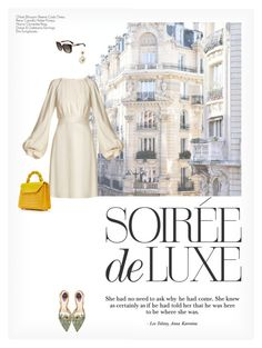 """SOIRÉE DE LUXE"" by paint-it-black ❤ liked on Polyvore featuring Bebe, Prada, Dolce&Gabbana, Etro, Chloé, Nancy Gonzalez and René Caovilla"