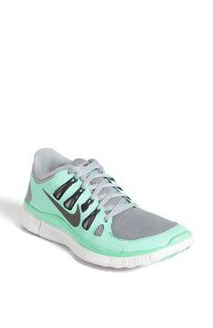 GIMME! - Mint Nike 'Free 5.0' Running Shoe