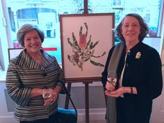 Legendary Australian Botanical artists Annie-Hughes-and-Beverley-Allen. Graphite Drawings, Botanical Art, Contemporary Paintings, Watercolor Illustration, Painting & Drawing, Illustrators, Africa, Collection, Illustrator