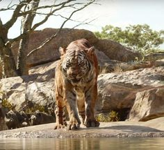 Idris Elba's Shere Khan Will Send Chills Down Your Spine