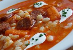 Soup Recipes, Keto Recipes, Cooking Recipes, Eat Pray Love, Hungarian Recipes, Goulash, Low Carb Keto, Bacon, Food And Drink