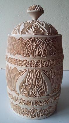 Ceramic Pottery, Jar, Ceramics, Home Decor, Pictures, Ceramica, Pottery, Decoration Home, Room Decor