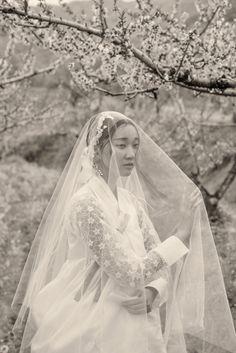 Jang Yoon Joo - Vogue Magazine June Issue '15