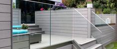 Our Frameless Glass Balustrades are the ideal addition to your decking when looking for a simplistic touch of class - no posts or rails bring a seamless touch to your outdoor space 💫 #balustrade #outdoor #homedecor #garden #home