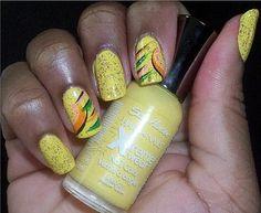 Summer Nail Designs: Light Yellow Summer Nail Design 2013 ~ Nail Designs Inspiration