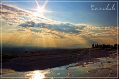 Pamukkale postcard