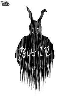 donnie darko Art Print by Fecó Szép