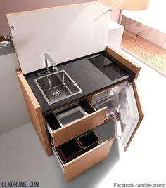 Modüler Mutfak Tasarımı ‹ DekoromoDekoromo