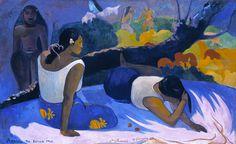 Gauguin at the Seattle Art Museum, 2012 | Artist Portfolio Magazine