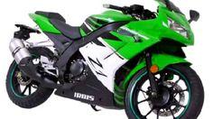 ирбис Z1 мотоцикл 2015 !  ( irbis Z1 motorcycle 2015 )