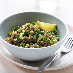 Ancient Grains: Spring Farro Salad « Nestlé Kitchens