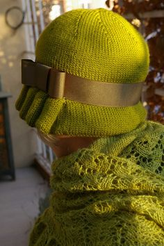 Love this knit hat!