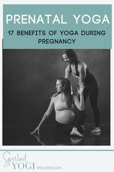 Why should you practice prenatal yoga during your pregnancy? There are tons of reasons, but this post highlights 17 amazing health benefits, social benefits, and emotional benefits of prenatal yoga. If you want to have a healthy pregnancy, check out this post for motivation to get you to your yoga mat now. #pregnancyyoga #pregnancy #prenatalyoga #healthypregnancy #fitpregnancy Yoga During Pregnancy, Pregnancy Health, Pregnancy Workout, Yoga Benefits, Health Benefits, Mom And Baby Yoga, Mindful Parenting, Prenatal Yoga, Yoga Positions