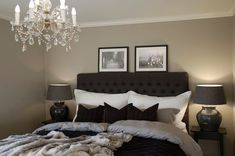 Fargeguide | Fjellveien Jotun Lady, Bed, Furniture, Home Decor, Decoration Home, Stream Bed, Room Decor, Home Furnishings, Beds